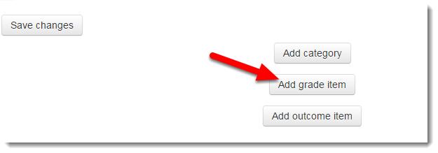 Click on Add grade item.