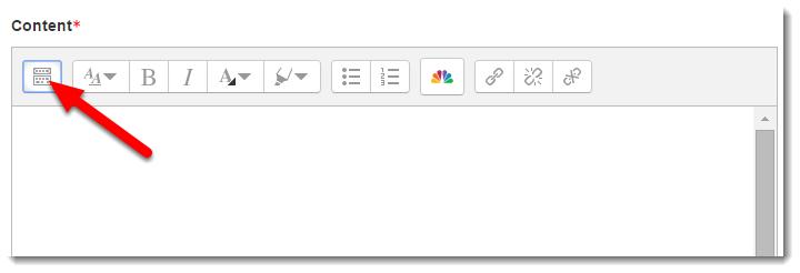 Click to expand the tool menu.