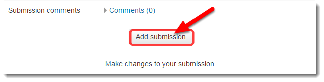 Click on Add submission when you are ready.