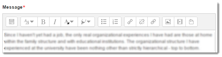 Type the text for your post.