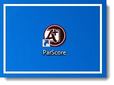 Launch the ParScore program.