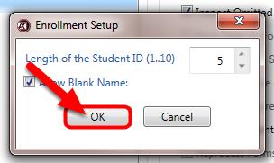 Click OK.