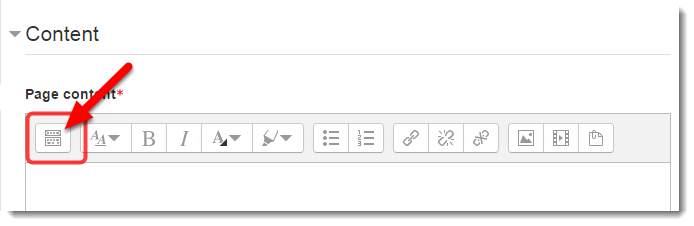 Click on the 'Show more buttons' tool.