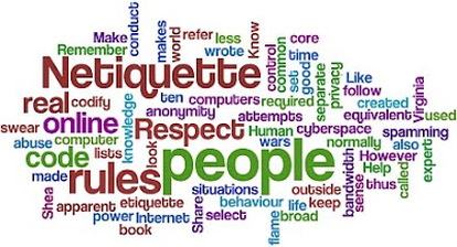 word group about netiquette