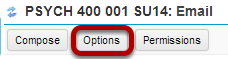 Click the Options button.