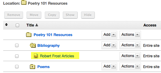 View citation list in Resources.