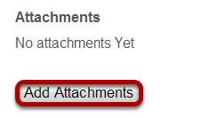 File attachments