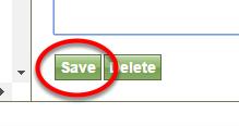 Click Save.