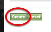 Click Create.