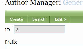What is my Author ID#?