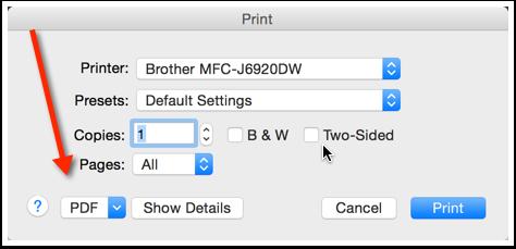 Mac OS 10+ with Firefox
