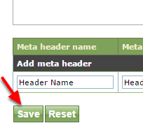 If you have made changes, select Save.