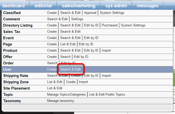 Open the reader's profile in the User Manager.