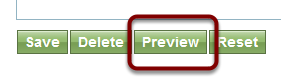 If the tool has a preview function, click Preview.