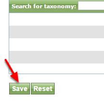 Select Save.