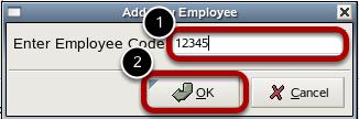 Add New Employee