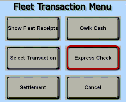 Express Check