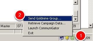Send to CommuniGator