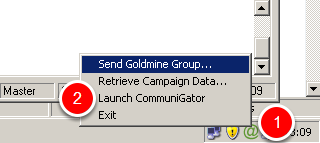Launch CommuniGator
