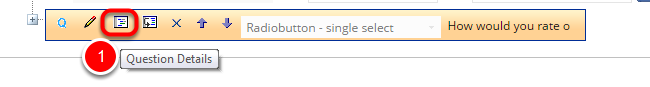 Creating Sub Questions
