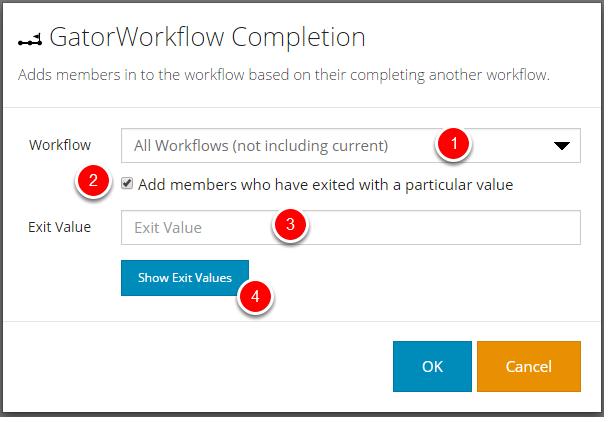 GatorWorkflow Completion