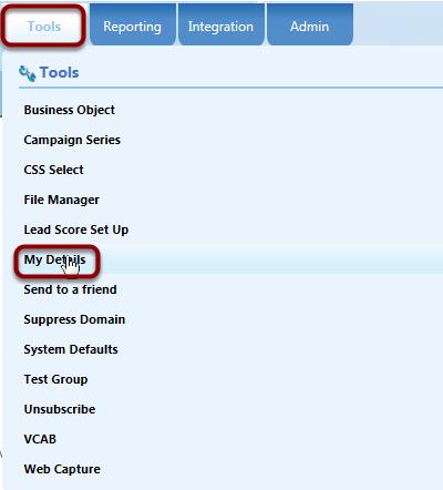 Email Marketing - Version 7 - Windows Internet Explorer