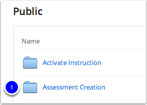 Select iBook Folder