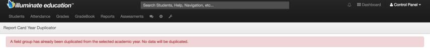 But, I Received an Error Message?