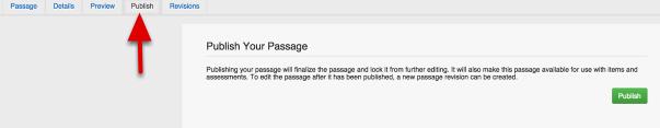 Publish Passage