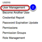Always Search for a User Before Adding