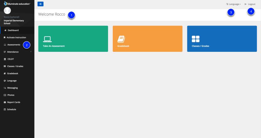 Portal Dashboard