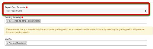 Report Cards: Enhancement