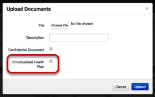 Health: Enhancements