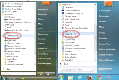 Windows Vista/Windows 7