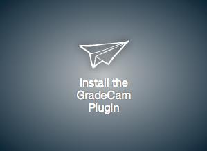 Has the GradeCam plugin been installed?