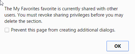 What happens if an Owner deletes the entire folder after it is shared?