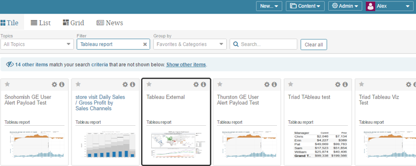 Result: Published and visible on the Homepage