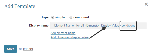 Add second parameter and optional suffix