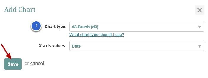 Set Chart type