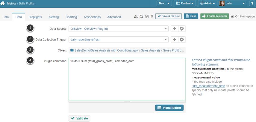 Configure Data Collection