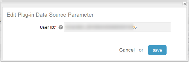 8. Add Secret parameter to profile