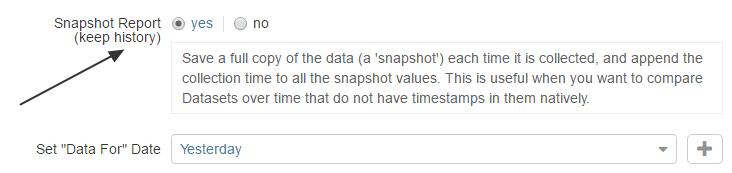 [Optional] Snapshot Report