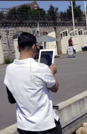 Tag billeder med iPad