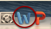 """Start """"Word"""" ved at trykke på W-ikonet i bundlinien"""