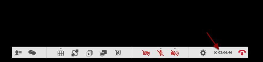 Klik på tids-ikonet