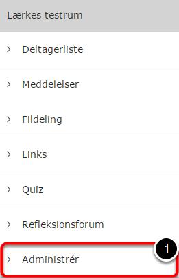 Start med at gå ind i den gruppe du ønsker at oprette en wiki i