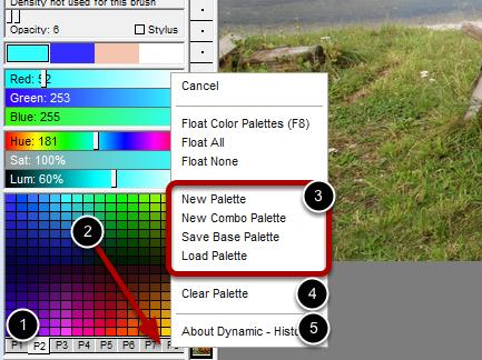 Understanding Color Palettes