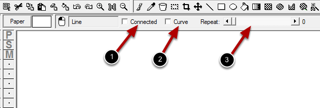 Line Tool Options