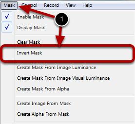 Invert the Mask