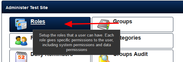 "To enable users to continue to access all previously uploaded Attachment-Resources now stored in the ""Attachment"" Category, this has to be enabled on a Role by Role basis on the Administration Site"